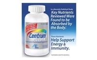 Vitamin tổng hợp cho người cao tuổi Centrum Silver Adults 50+ 285 viên