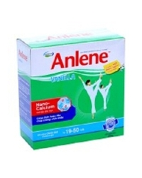 Sữa bột Anlene - hộp 400g (hộp thiếc dành cho người từ 19 đến 50 tuổi)
