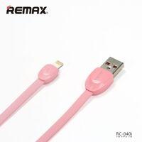 Cáp kết nối Lightning Remax Shell RC-040i 1M