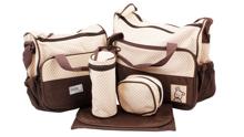 Bộ túi 5 in 1 cho mẹ và bé M790