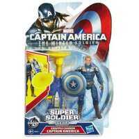 WWII Captain America phiên bản SS-A6815/A6813