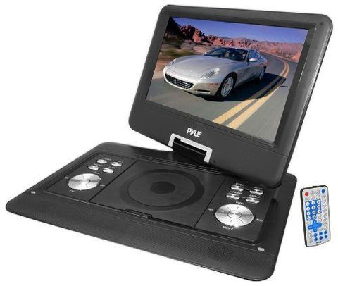 DVD di động liền màn hình 13 inches Pyle NS-1129