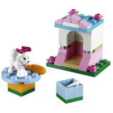 Bộ xếp hình Lâu đài cho cún con Poodle's Litte Palace V29 Lego Friends 41021