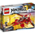 Bộ lắp ráp Máy bay chiến đấu của Kai Lego Ninjago 70721