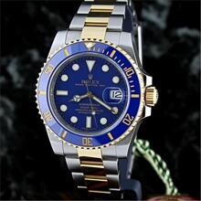 Đồng hồ nam Rolex Submariner Automatic R.L1613Au