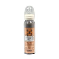 Bình sữa thủy tinh trong chịu nhiệt Combi 111320 - 200ml