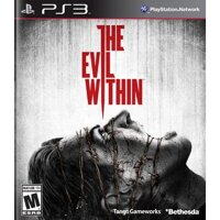 Đĩa game The Evil Within
