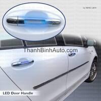 Tay cửa có đèn LED cho các loại xe Toyota