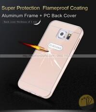 Ốp viền kèm nắp lưng Samsung Galaxy S6 hiệu Baseus...