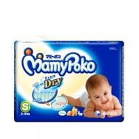 Tã dán MamyPoko size S 22 miếng (trẻ từ 3 - 8kg)