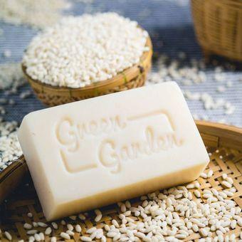 Xà bông Handmade Thảo Mộc Sữa Gạo 100g