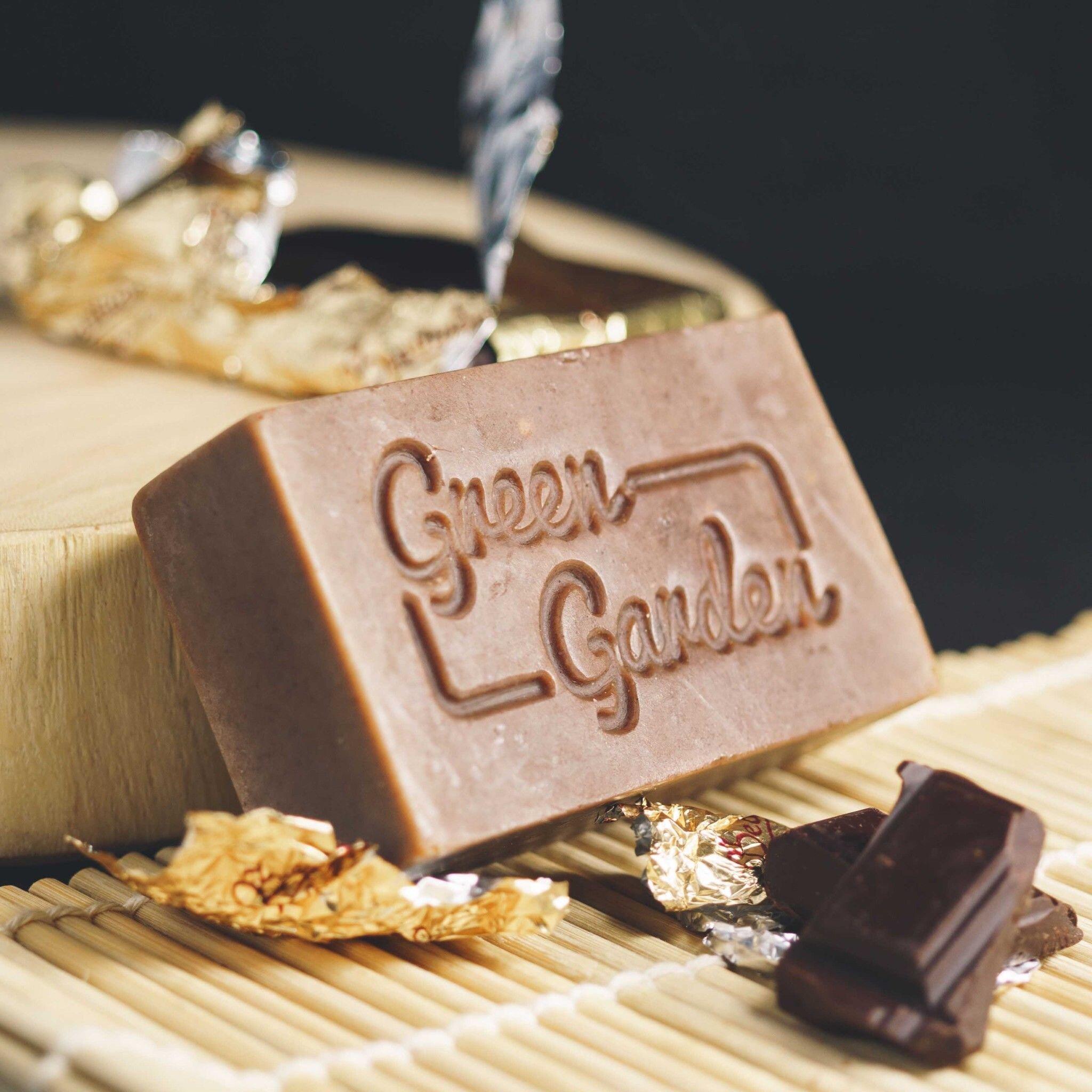 Xà bông Handmade Thảo Mộc Chocolate 100g
