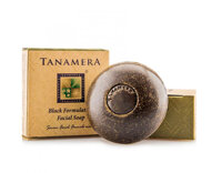 Xà bông nghệ đen - rửa mặt Tanamera