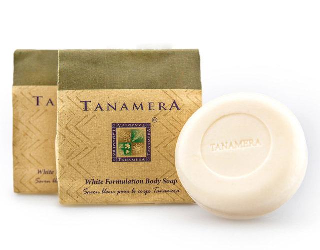 Xà bông tắm gạo & cacao Tanamera