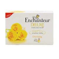 Xà bông thơm Enchanteur Deluxe Perfumed Soap Romantic 90g