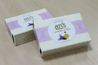 Xà phòng thiên nhiên chiết xuất 100% từ tinh dầu Lavender và Oliu - An's