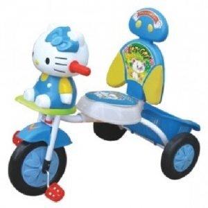 Xe 3 bánh trẻ em có nhạc Nhựa Chợ Lớn M951B-X3B