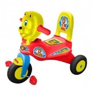 Xe 3 bánh trẻ em có nhạc Nhựa Chợ Lớn M1222B-X3B