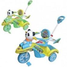 Xe 3 bánh trẻ em hình gấu trúc Nhựa Chợ Lớn M999A-X3B