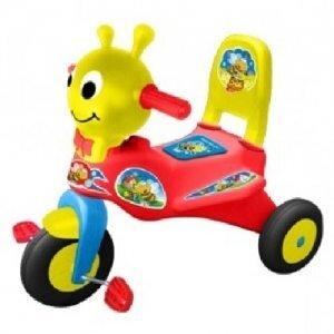 Xe 3 bánh trẻ em Nhựa Chợ Lớn M1214A-X3B