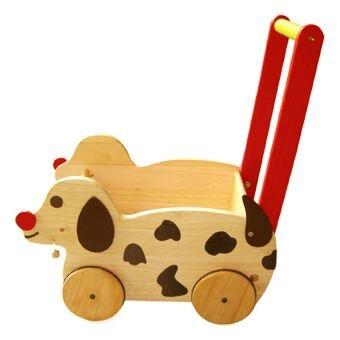 Xe chó chở đồ chơi Winwintoys 62012K (DT62012)