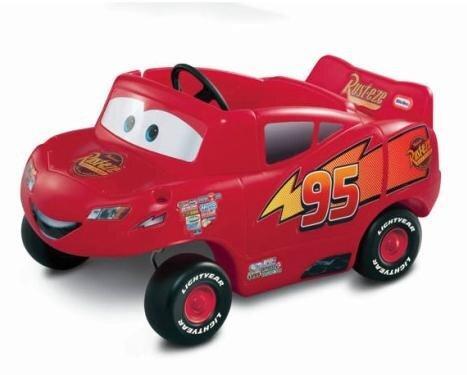 Xe chòi chân McQueen Little Tikes LT-620775