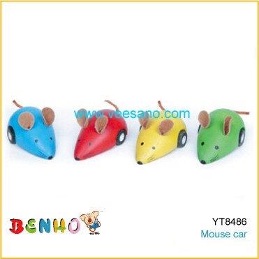 Xe cót Con chuột Benho YT8486B