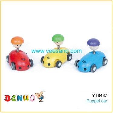 Xe cót - ôtô Benho YT8487B