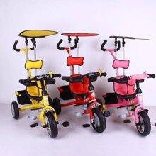 Xe đạp ba bánh có mái che YM-BT-4