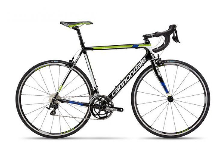 Xe đạp Cannondale S6 Evo 5 105 2015