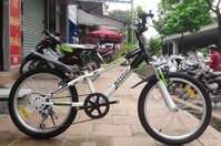 Xe đạp địa hình Stitch 20