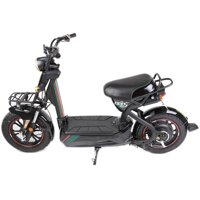 Xe đạp điện Giant Momentum 133S - Đen