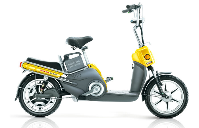 Xe đạp điện Honda Harricane