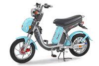 Xe đạp điện Nijia 2016