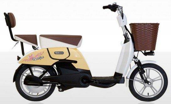 Xe đạp điện Yamaha CGF