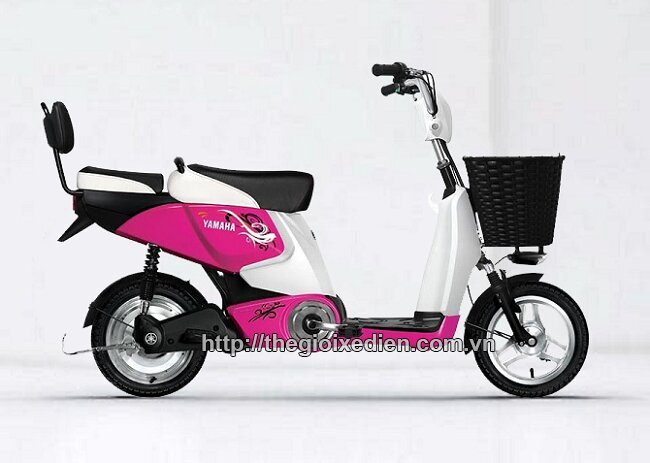 Xe đạp điện Yamaha Cute Girl F3