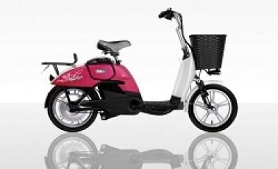 Xe đạp điện YAMAHA CUTE GIRL 2