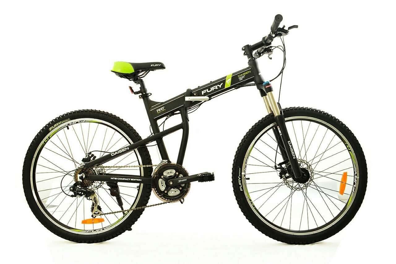 Xe đạp Fury daisen