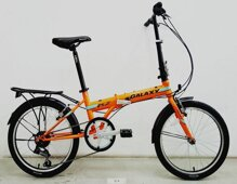 Xe đạp Galaxy K2