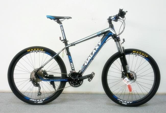 Xe đạp Galaxy MS7