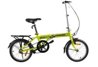 Xe đạp gấp Fornix Milan 1