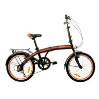 Xe đạp gấp fury kibo FB2007