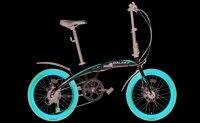 Xe đạp gấp Galaxy K3
