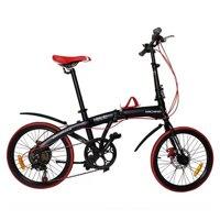 Xe đạp gấp Hachiko HA - 01