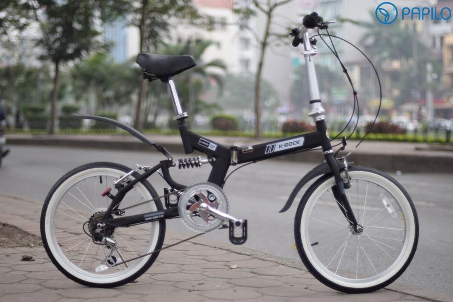 Xe đạp gấp K-Rock VS2