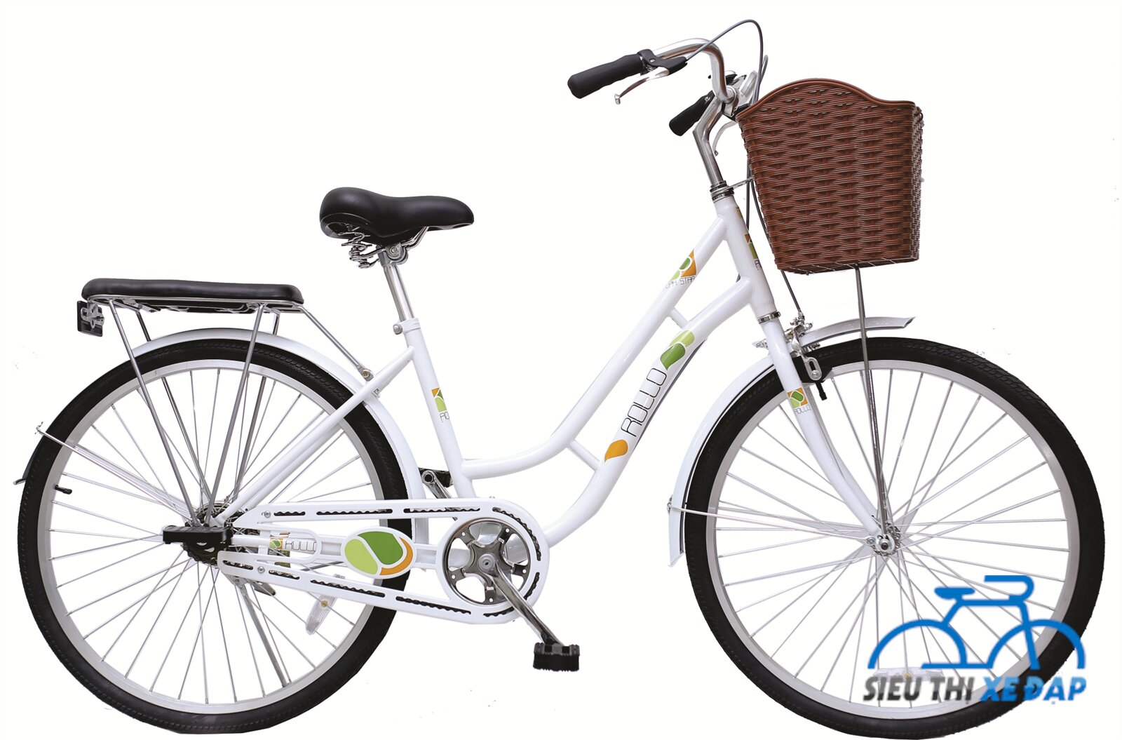 Xe đạp ROLLO U1500