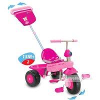 Xe đạp trẻ em 3 bánh Combi Smart Trike Candy