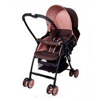 Xe đẩy Aprica Karoon - màu hồng/xanh/đen