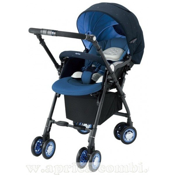 Xe đẩy cho bé Soraria Navy Limited Edition