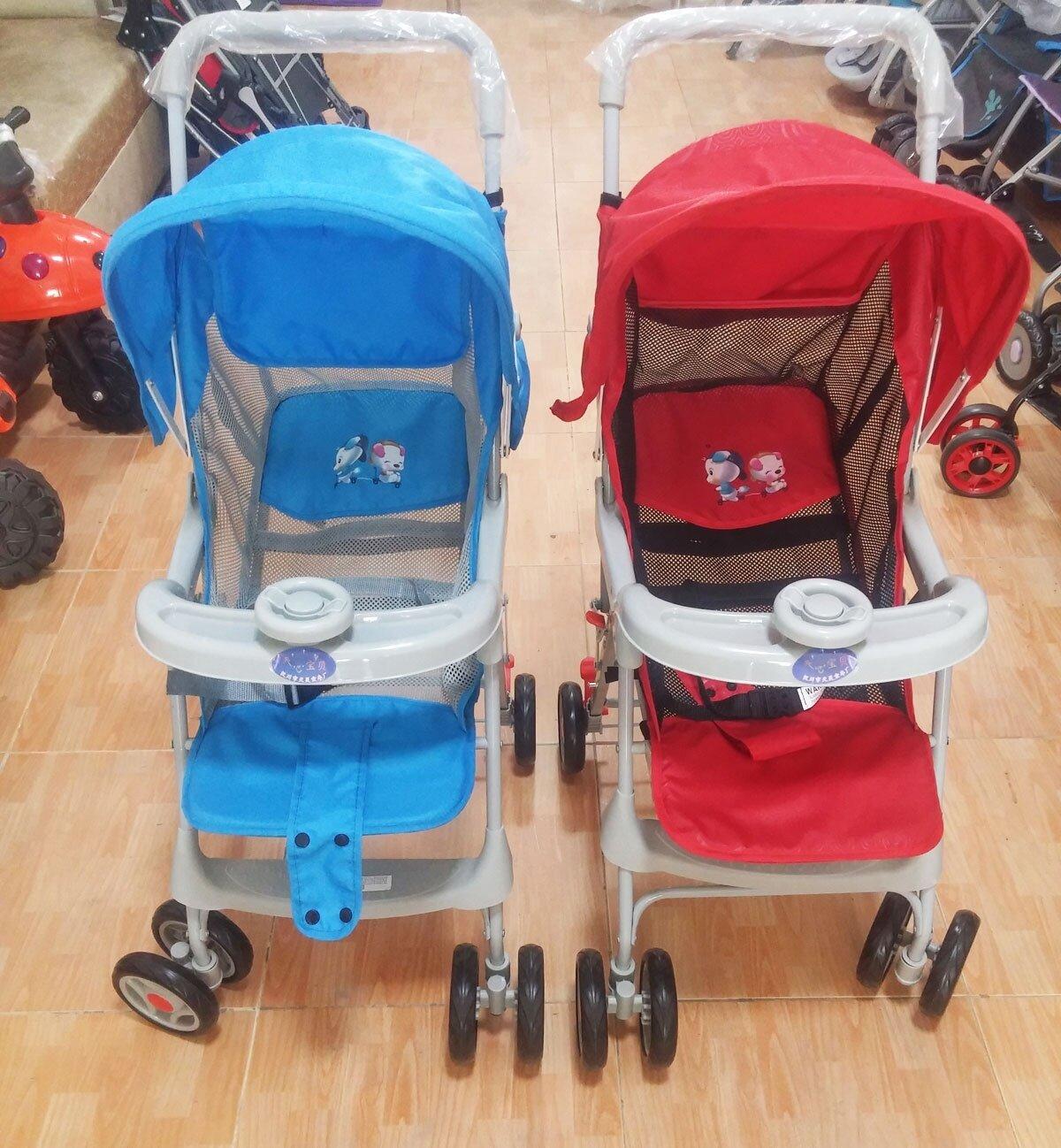 Xe đẩy em bé 3 tư thế 2012A